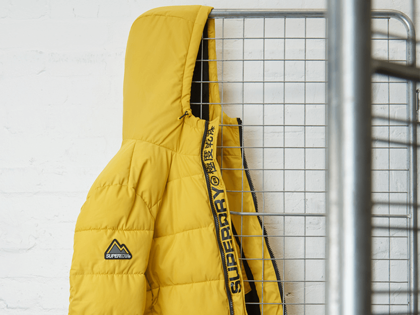 Superdry Jackets & Coats