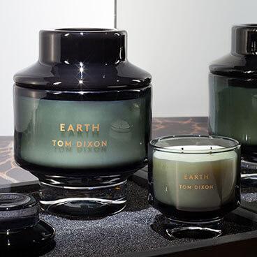 Tom Dixon Earth Candle