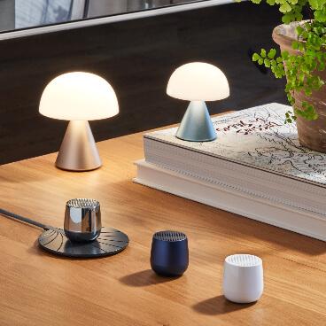 Free Lexon MINO bluetooth speaker when you buy any Oblio wireless charging station and UV sanitiser