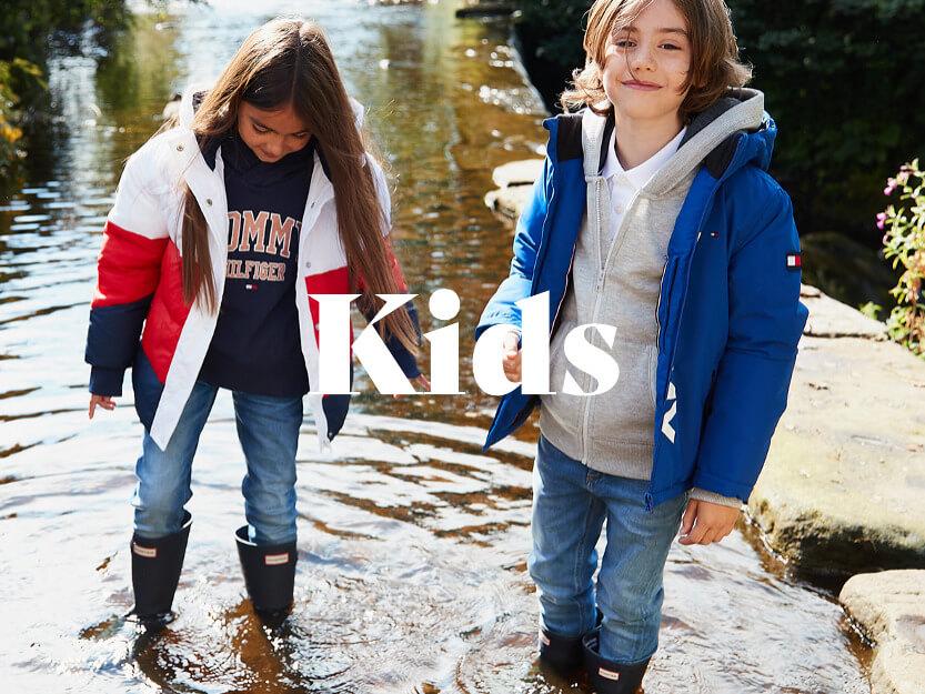 Tommy Hilfiger Kidswear