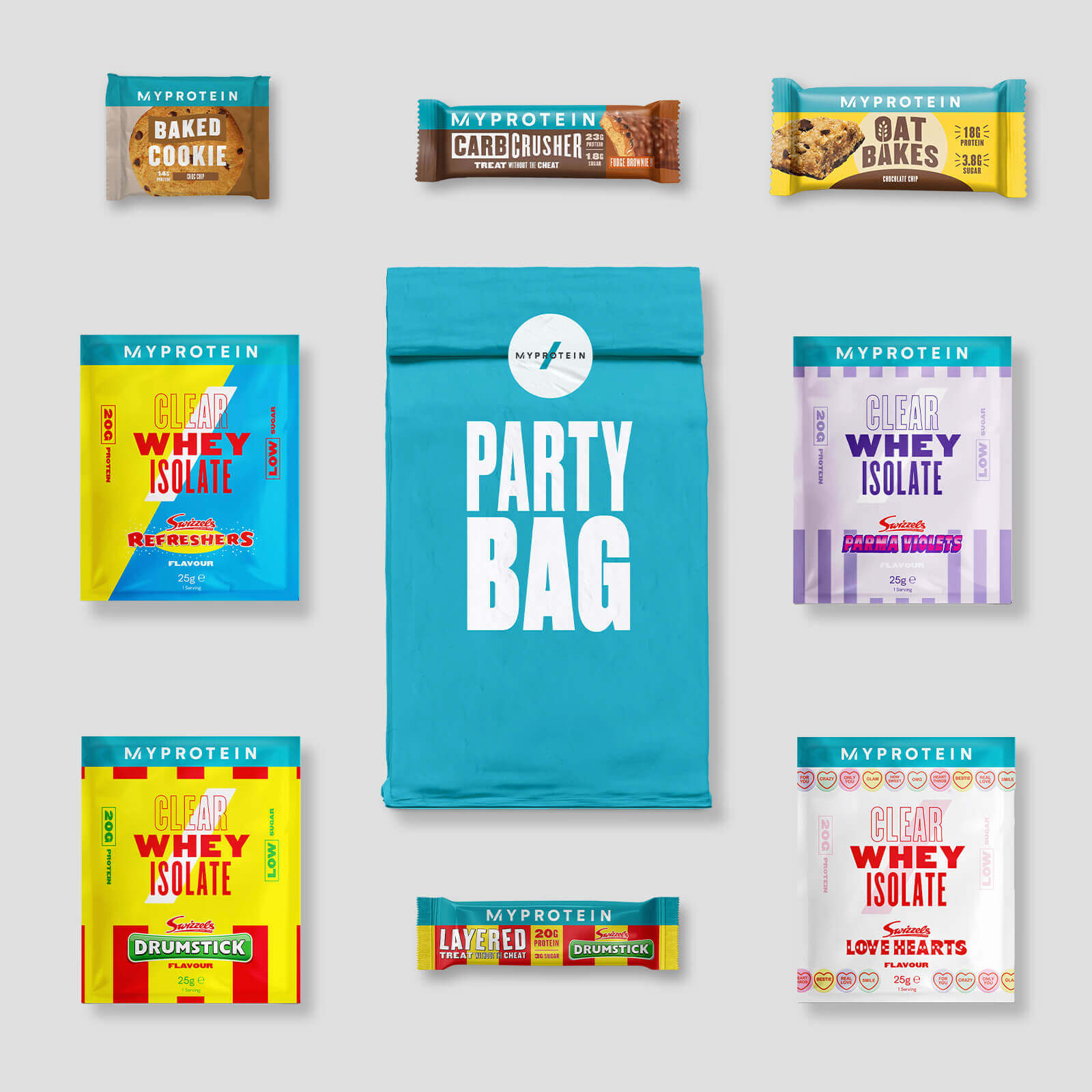 Swizzels Party Bag