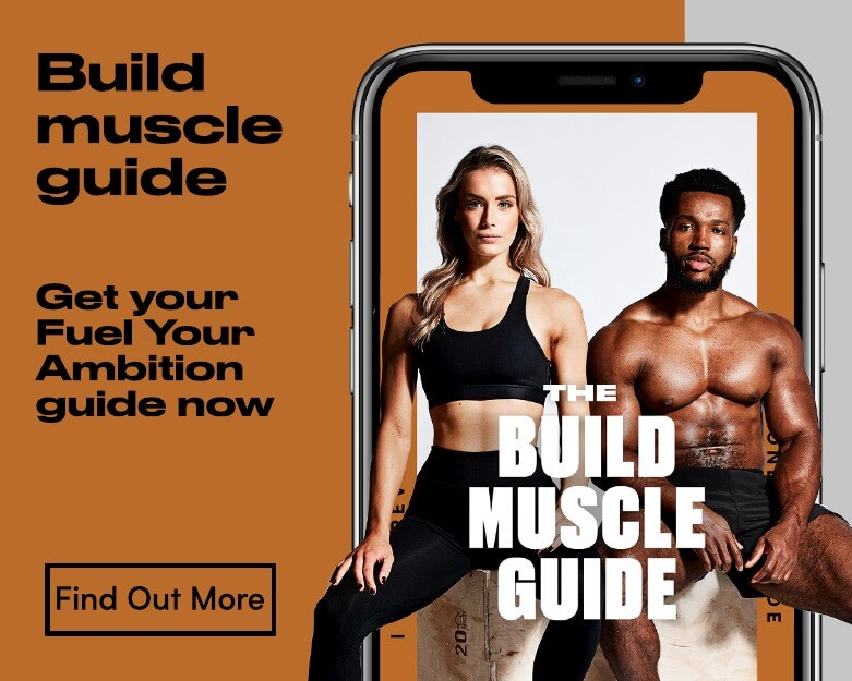 The Build Muscle Guide