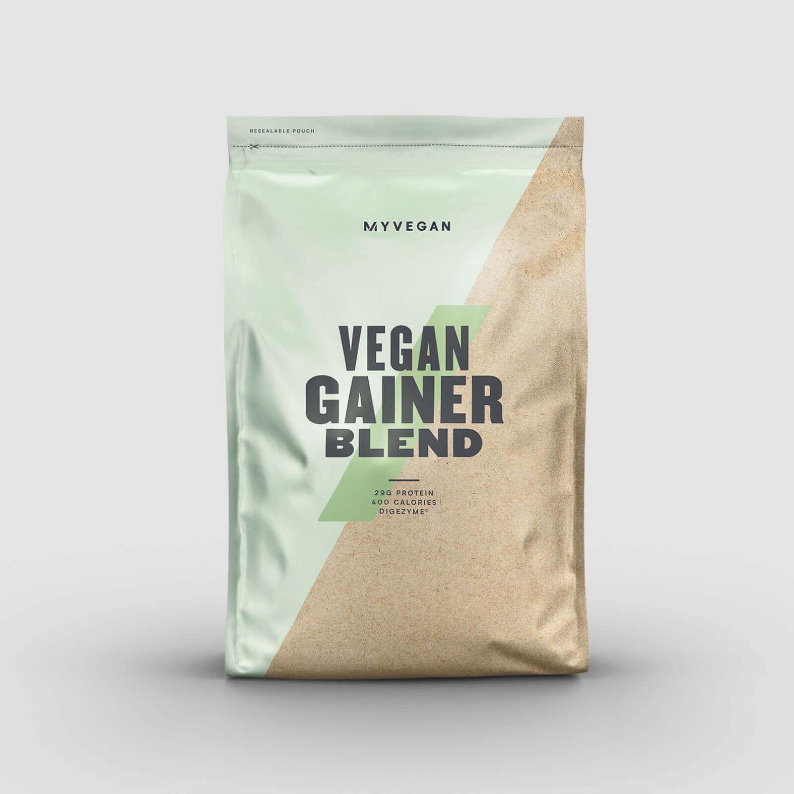 Veganes Weight Gainer Pulver