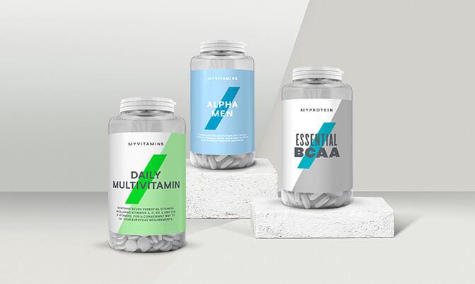 Myvitamins 基礎健康系列
