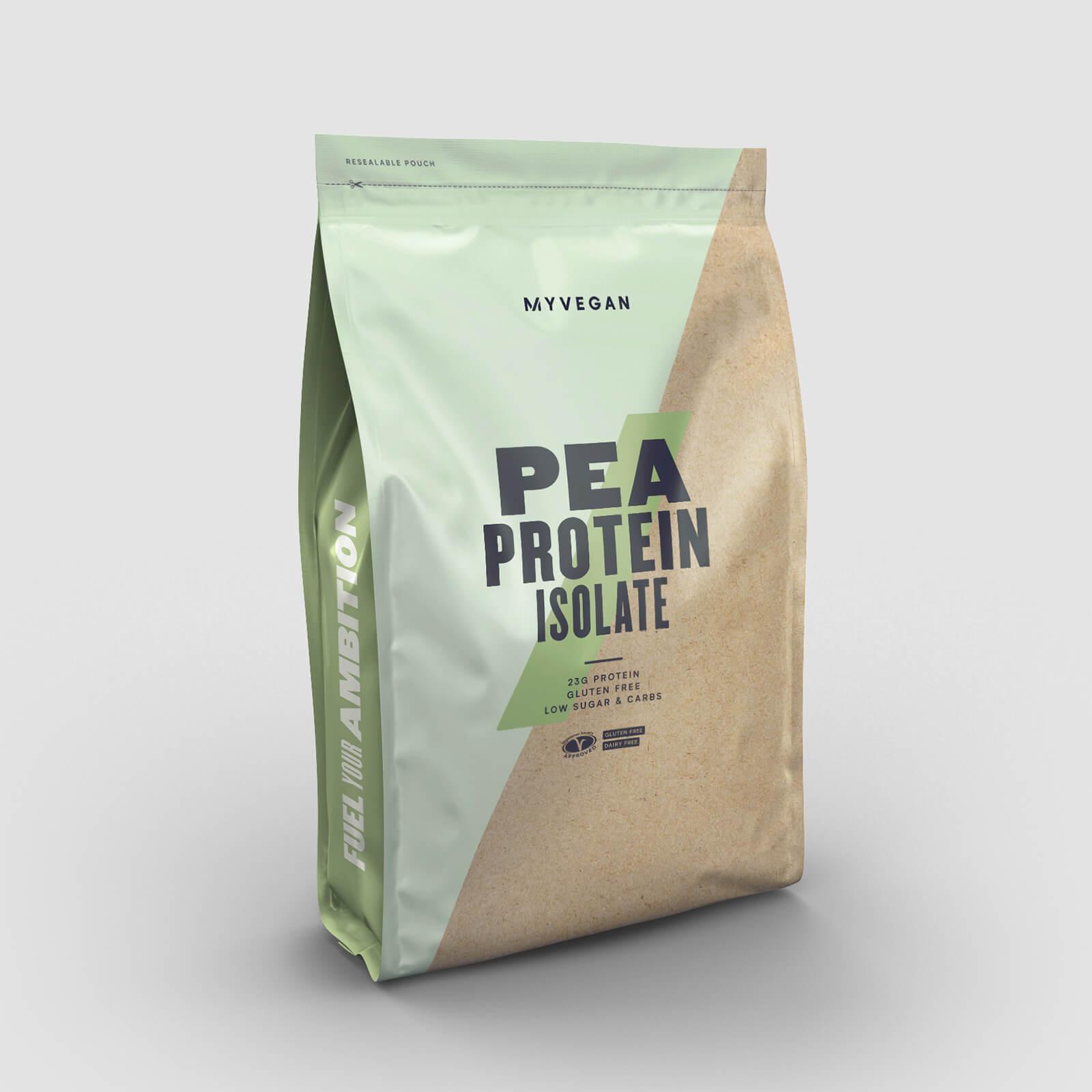 Nejlepší hrachový proteinový prášek