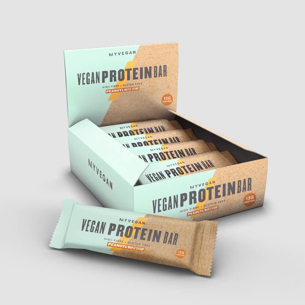 Nejlepší veganská proteinová tyčinka