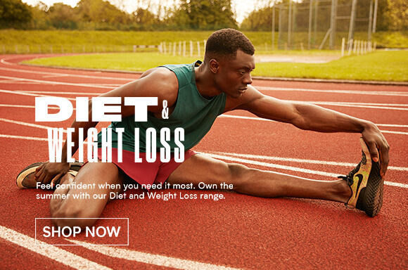 Myprotein Summer goals - diet & weight loss banner