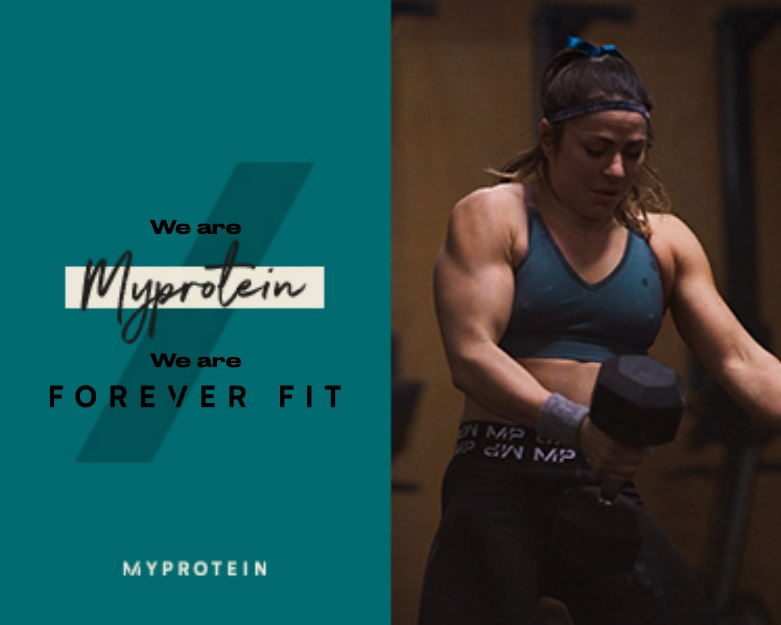 Forever Fit Athletes   MYPROTEIN™