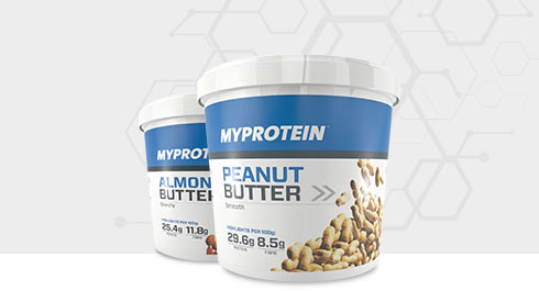 Free Protein Butters