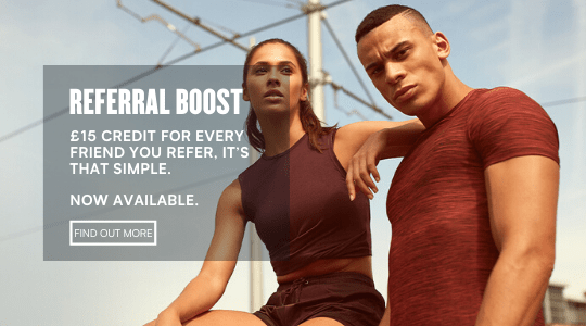 REFERRAL BOOST