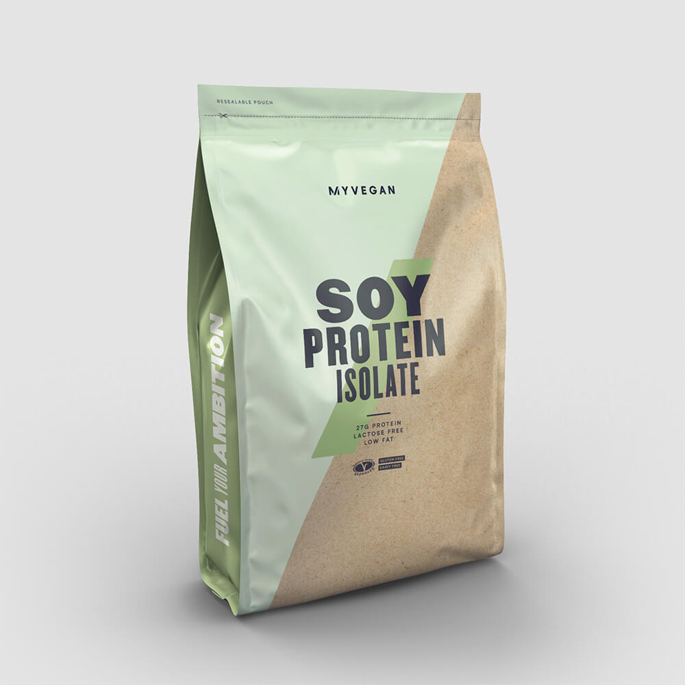 Proteína de Soja Aislada