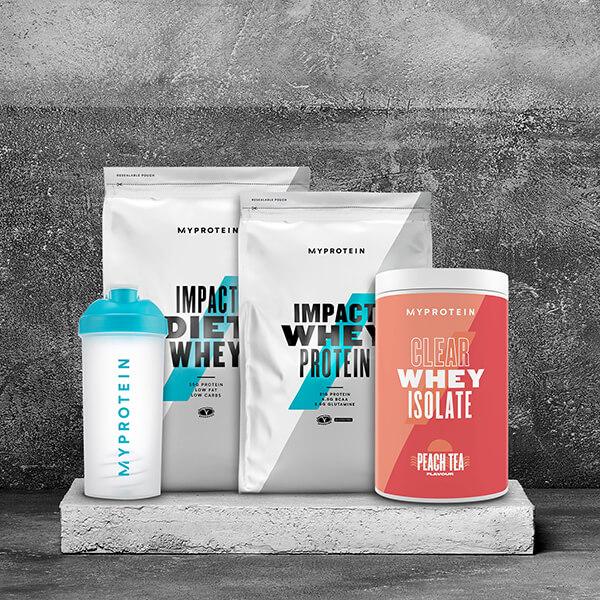 Pack de proteínas