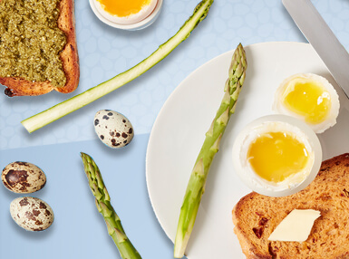 UPGRADE YOUR WEEKEND FRY-UP
