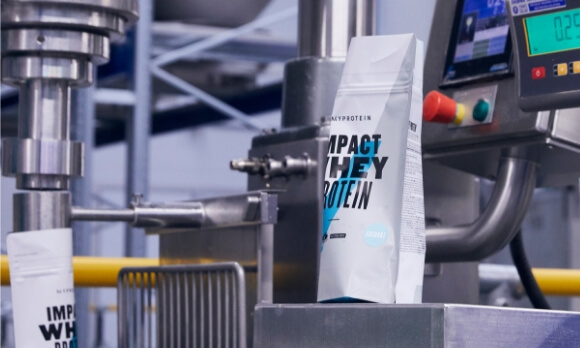 Production Myprotein