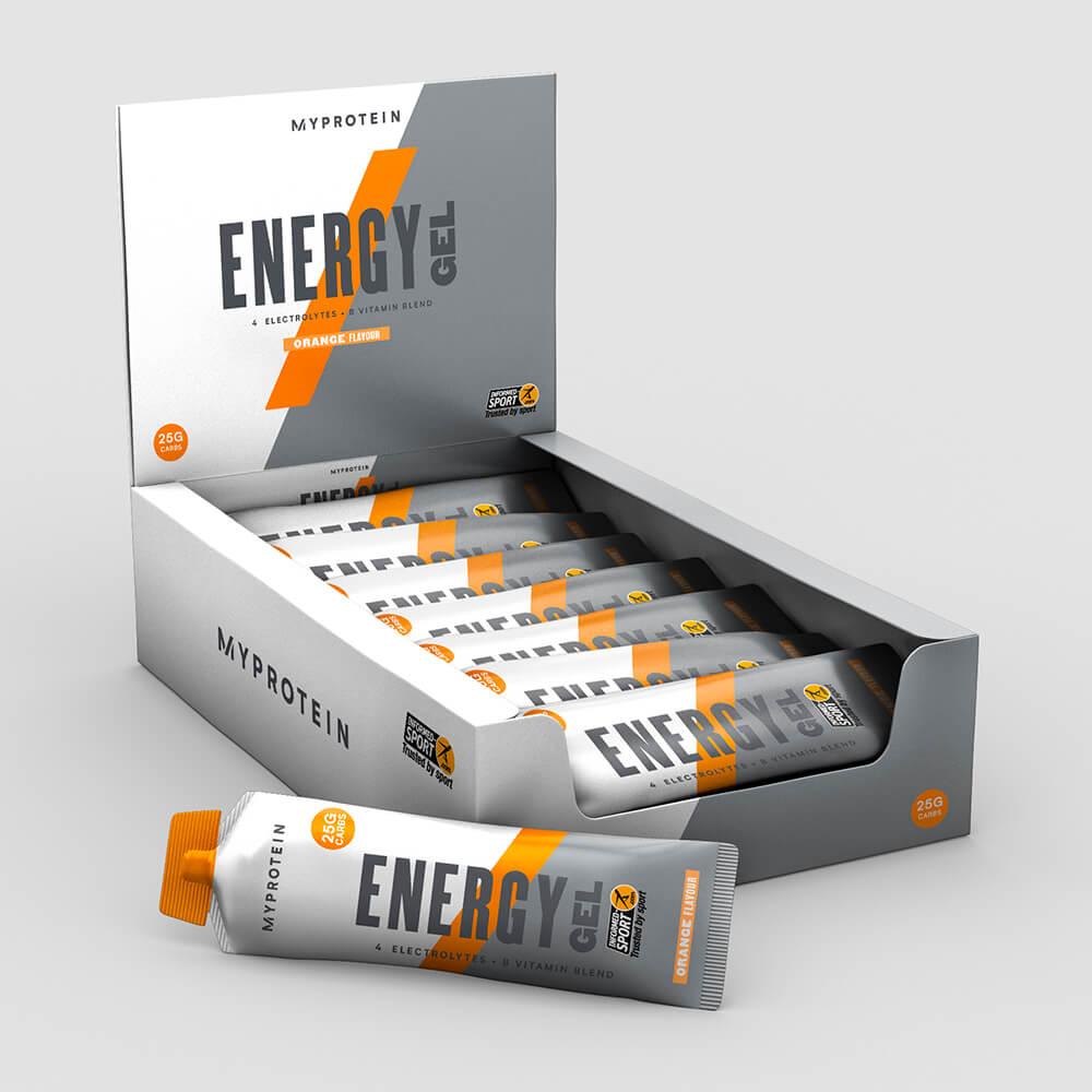Meilleurs suppléments Gel pour l'énergie