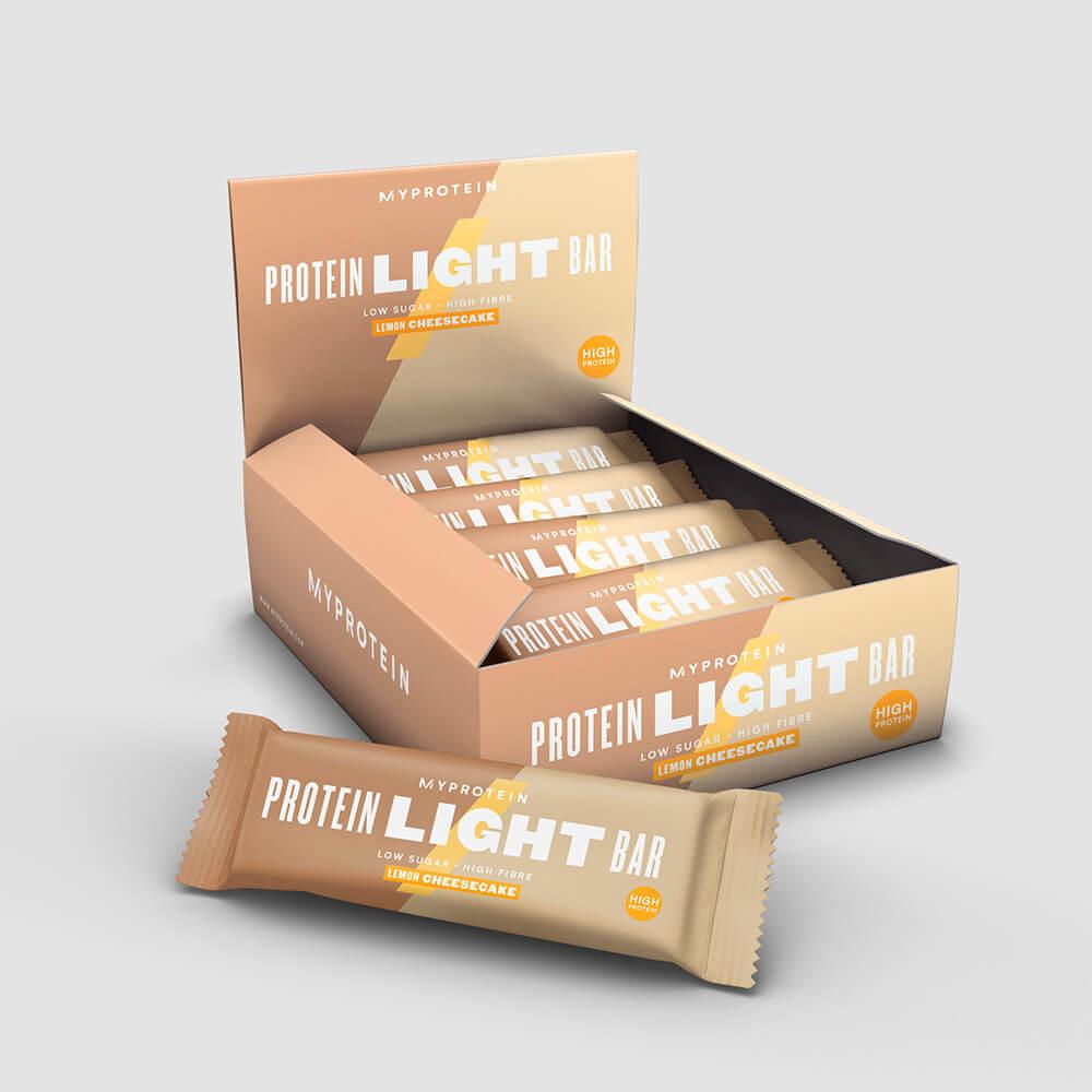 Meilleure barre protéinée light