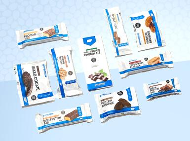 Boîte de snacks - échantillons