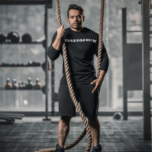 Gaurav Taneja x Myprotein