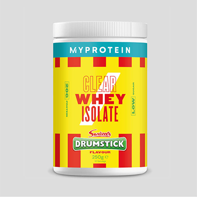 Clear Whey Isolate - Drumstick