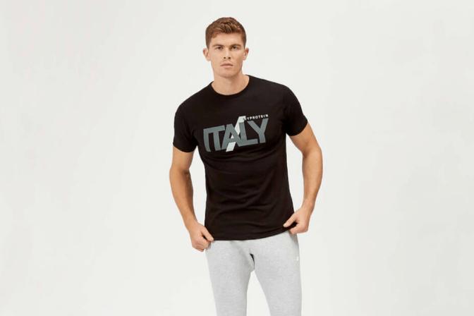 Italy T-Shirt | Edizione Limitata