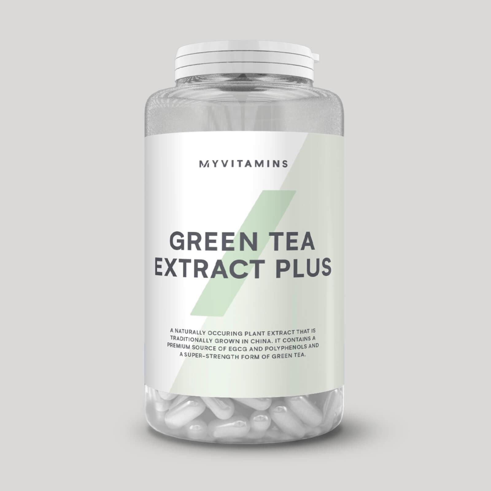 Estratto di Tè Verde Plus