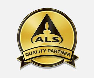 ALS(第3者品質認証機関)