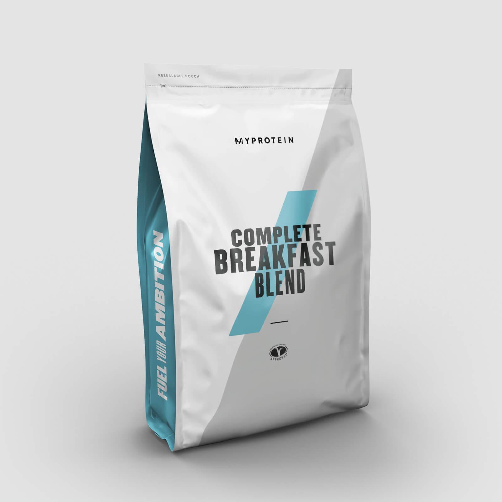 아침 식사 대용 제품