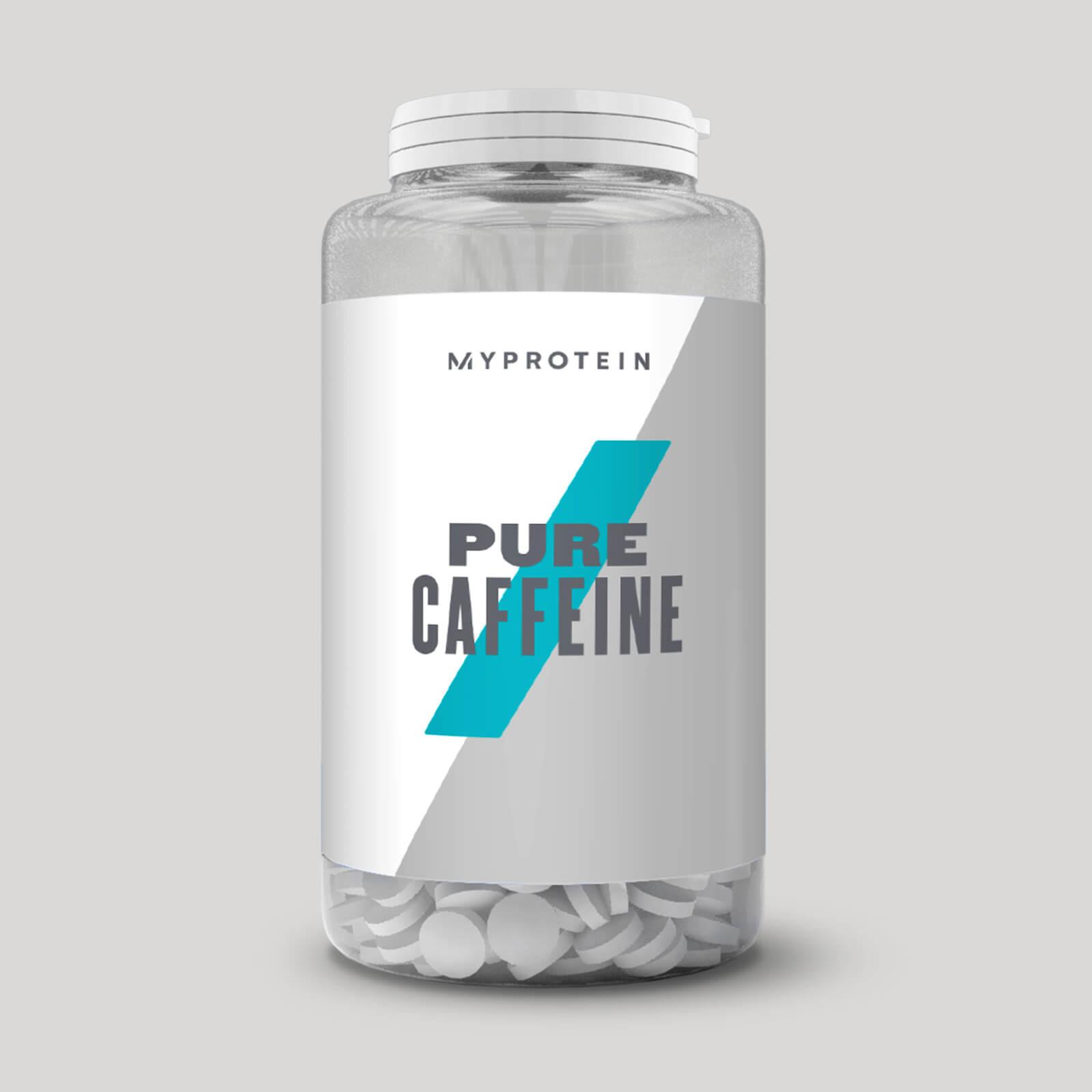 Beste cafeïne tabletten
