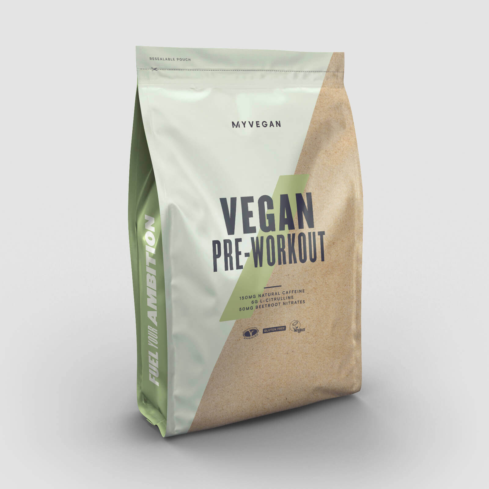 Beste vegan pre-workout