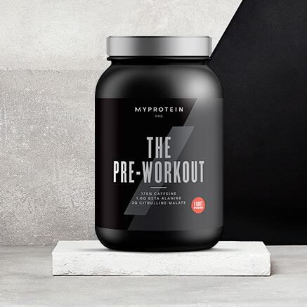 Aminos en Pre-Workout