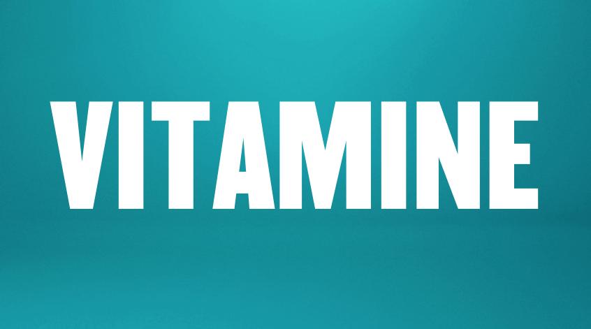 Vitamines}