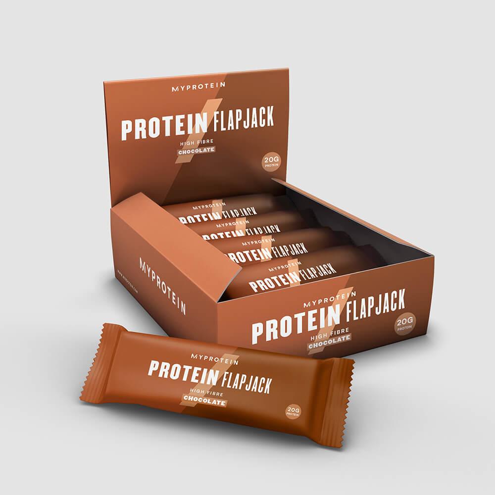 Najlepszy flapjack proteinowy