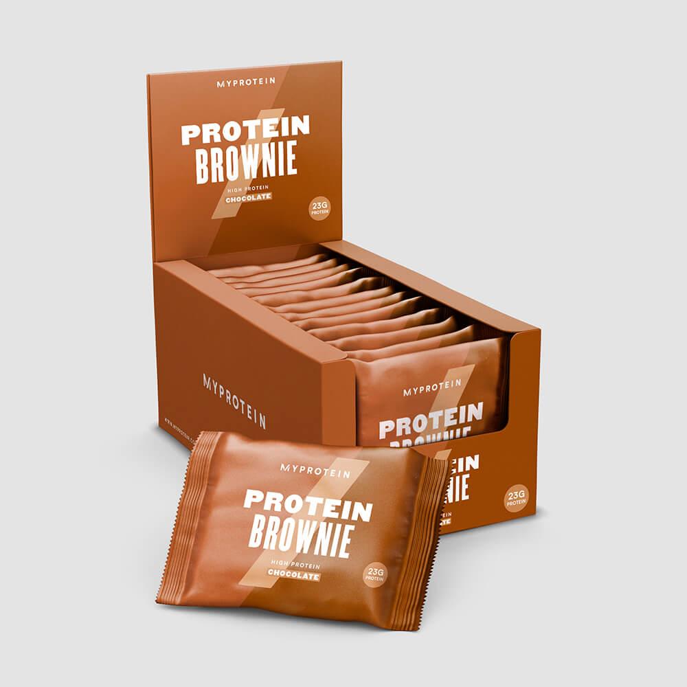Brownies Proteicos