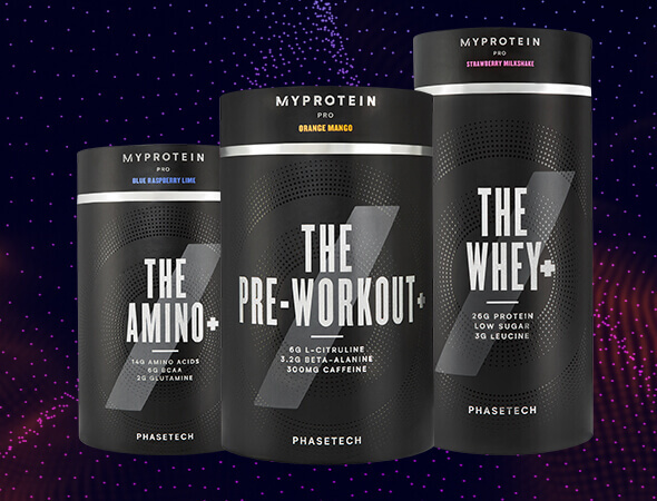 Tecnologia Myprotein