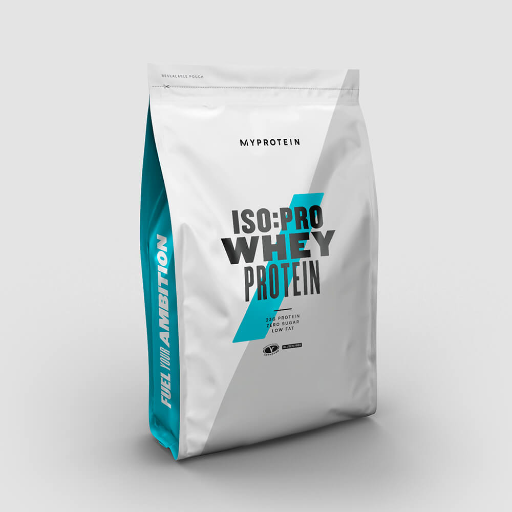 Proteína isolada ISO:PRO