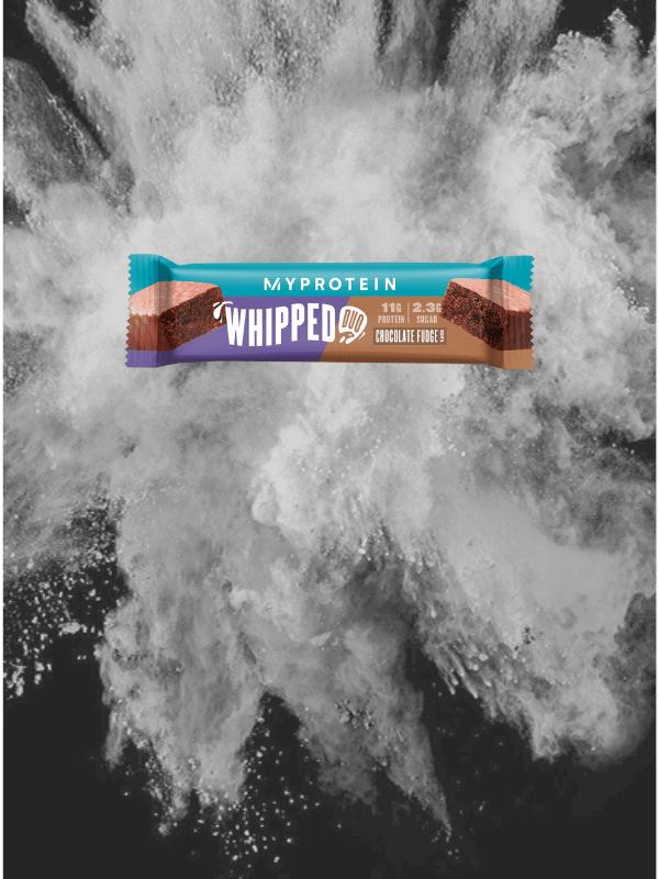 Whipped Duo - Шоколадная помадка