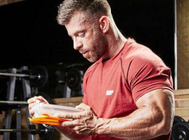 Диета и питание для набора мышечной массы