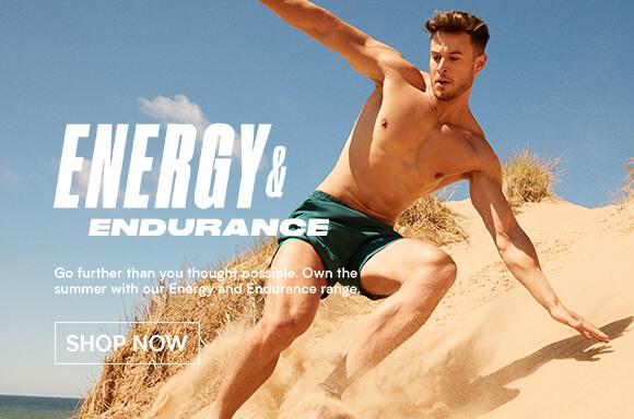 Myprotein Summer goals - energy & endurance