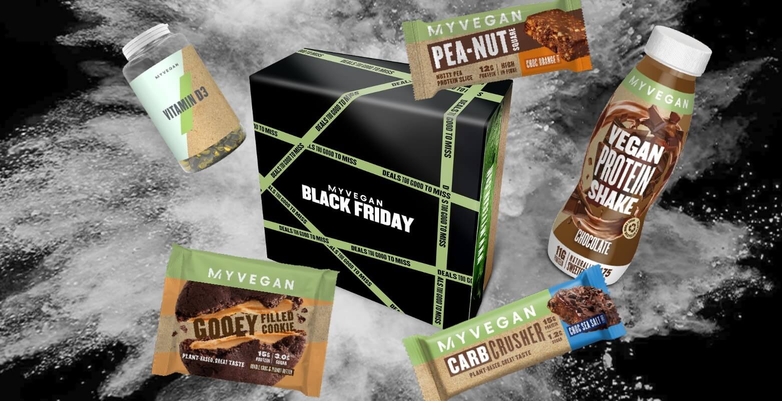 Vegánsky Black Friday Box