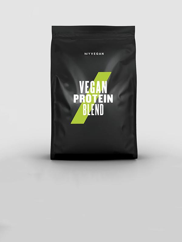 Vegan Protein Blandning