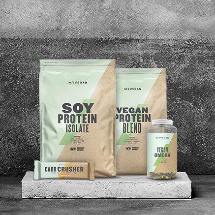 Veganskt Protein