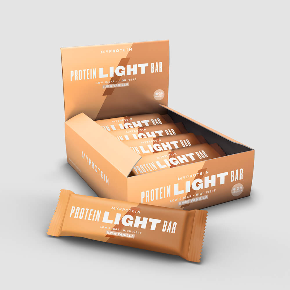 Light 低卡高纖蛋白棒