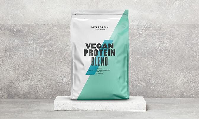 Vegan 純素食營養補充品
