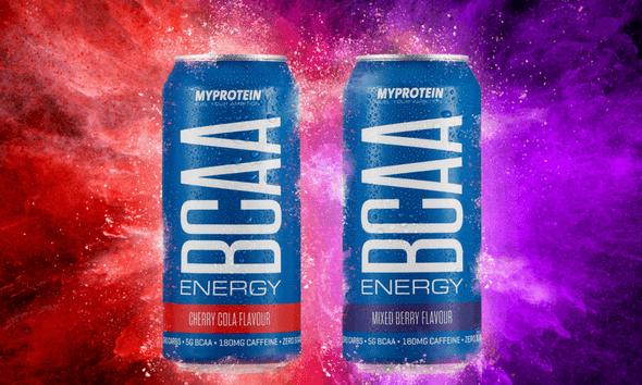 新品上市【BCAA 能量飲】