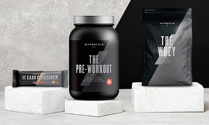 Explore Pro Products now
