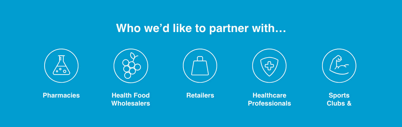 Myvitamins | Trade Partnerships