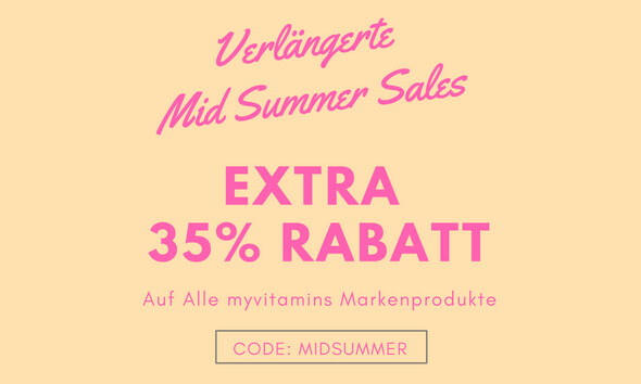 Mid Summer Sale 43% off