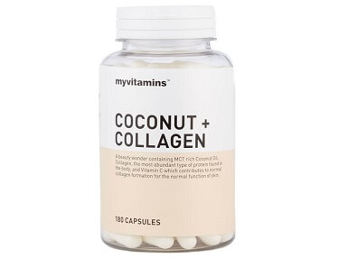 Collagen+Coconut oil
