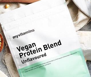 Vegan Blend Protein