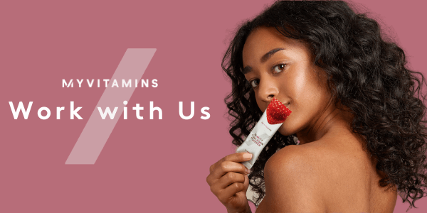 Work with Us | Myvitamins